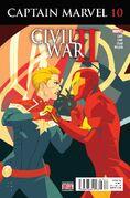 Captain Marvel Vol 9 10