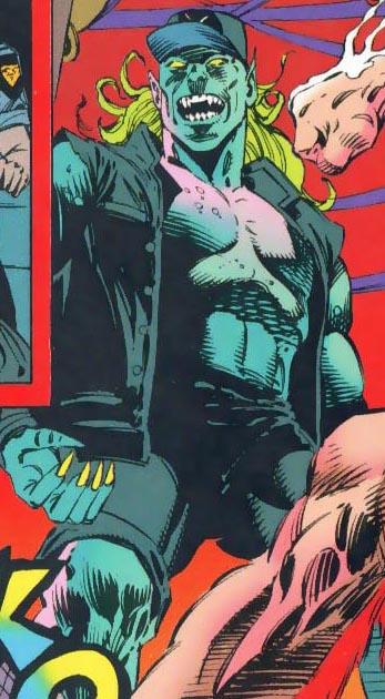 Dark Legion (Lilin) (Earth-616)
