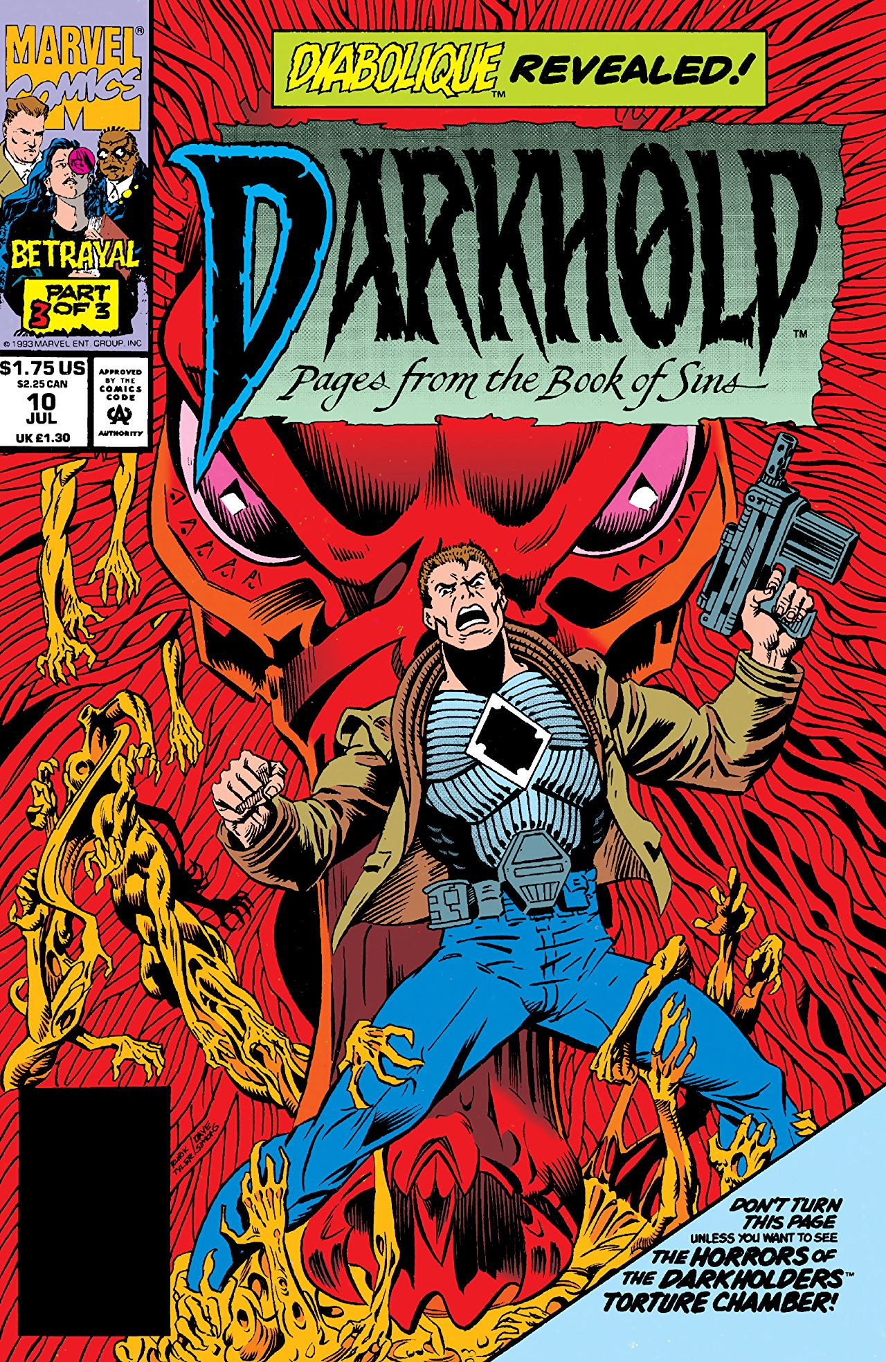 Darkhold: Pages from the Book of Sins Vol 1 10