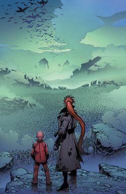 Deadlands (Battleworld) from Marvel Zombies Vol 2 1 001.jpg