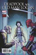 Deadpool vs. Old Man Logan Vol 1 2 Lim Variant