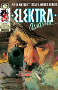 Elektra Assassin Vol 1 2