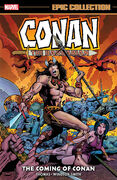 Epic Collection Conan The Barbarian - The Original Marvel Years Vol 1 1