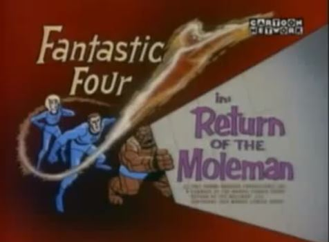 Fantastic Four (1967 animated series) Season 1 13