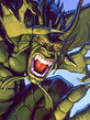 Fin Fang Foom (Earth-616) from 1994 Marvel Masterpieces (Trading Cards) 001