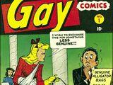 Gay Comics Vol 1 1