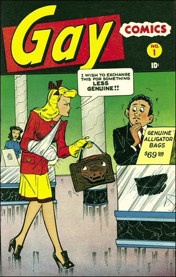 Gay Comics Vol 1
