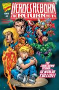 Heroes Reborn The Return Vol 1 1