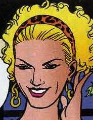 Hillary Vickers (Earth-616)
