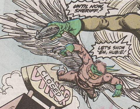 Hubie Packer (Earth-616)
