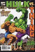 Hulk vs. The Thing Vol 1 1