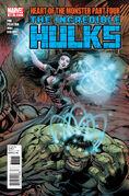 Incredible Hulks Vol 1 633