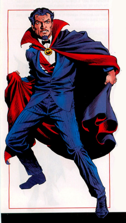 Joshua Ayers (Earth-616) from FF Fifty Fantastic Years Vol 1 1 0001.png