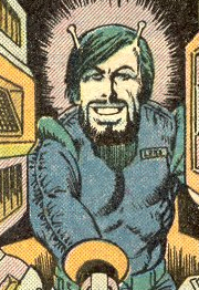 Len Teans (Earth-616)