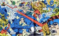 Lethal Legion (Porcupine) from Marvel Age Annual Vol 1 1 001.jpg