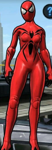 MC2 Scarlet Spider (Felicity Hardy) from Spider-Man Unlimited (video game) 001.jpg