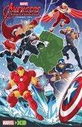Marvel's Avengers Assemble Season 3 poster