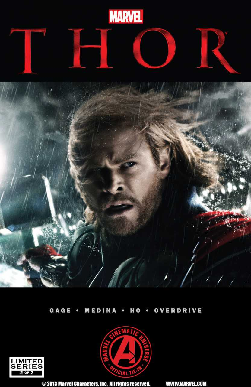 Marvel's Thor Adaptation Vol 1 2