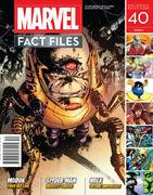 Marvel Fact Files Vol 1 40