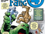 Marvel Monsters: Fin Fang Four Vol 1