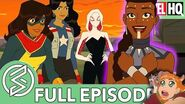 Marvel Rising Operation Shuri Feat