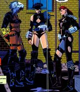 Maryjanes (Earth-928) from Spider-Man 2099 Vol 1 21 001