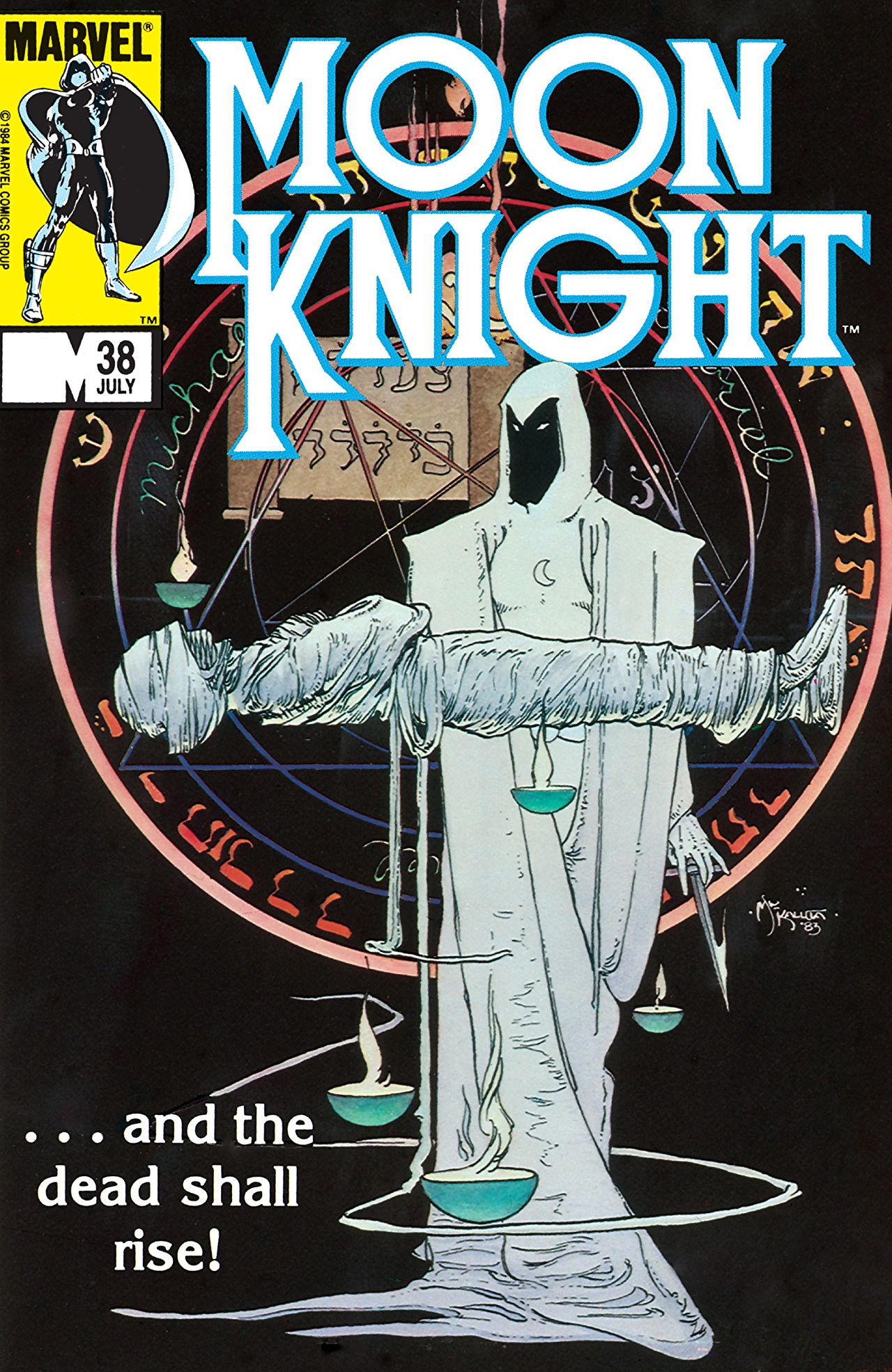 Moon Knight Vol 1 38