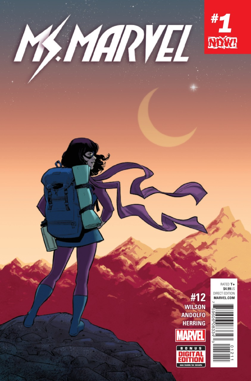 Ms. Marvel Vol 4 12