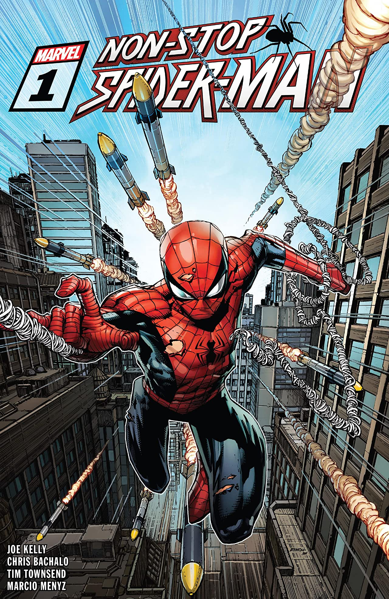 Non-Stop Spider-Man Vol 1 1