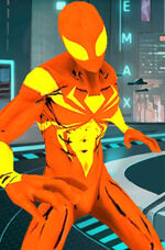 Peter Parker (Earth-TRN461) from Spider-Man Unlimited (video game) 045.jpg