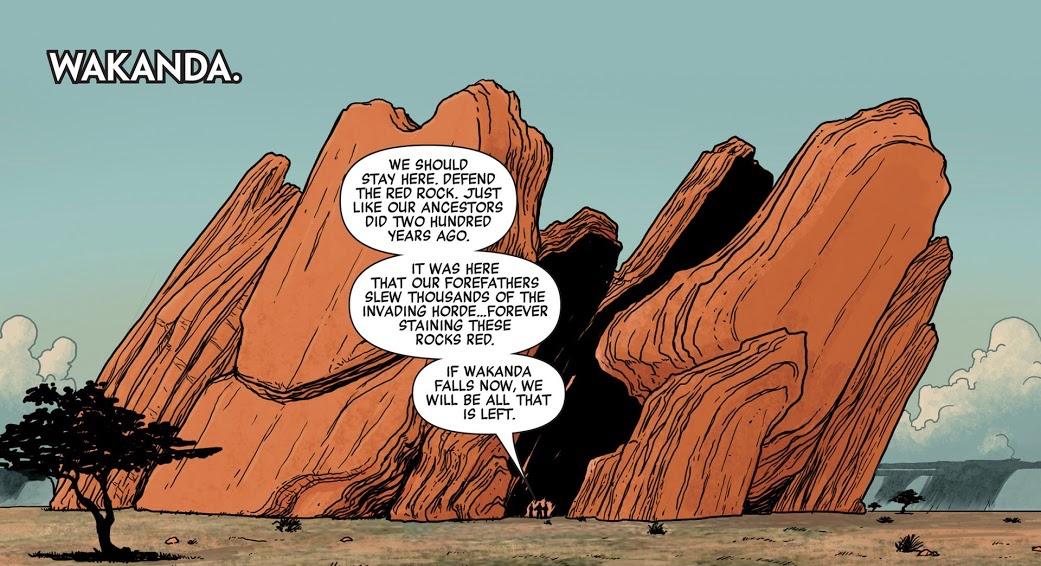Red Rock (Wakanda)