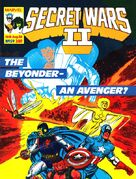 Secret Wars II (UK) Vol 1 59