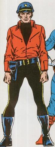 Skyler Wolf (Earth-616)