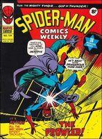 Spider-Man Comics Weekly Vol 1 124