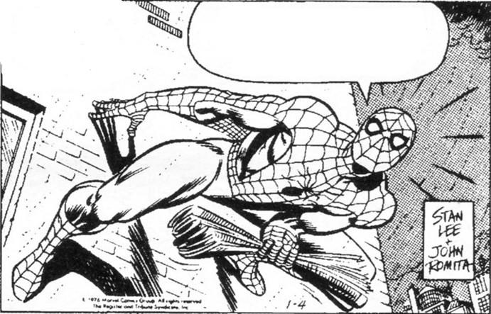 Spider-Man Newspaper Strips Vol 1