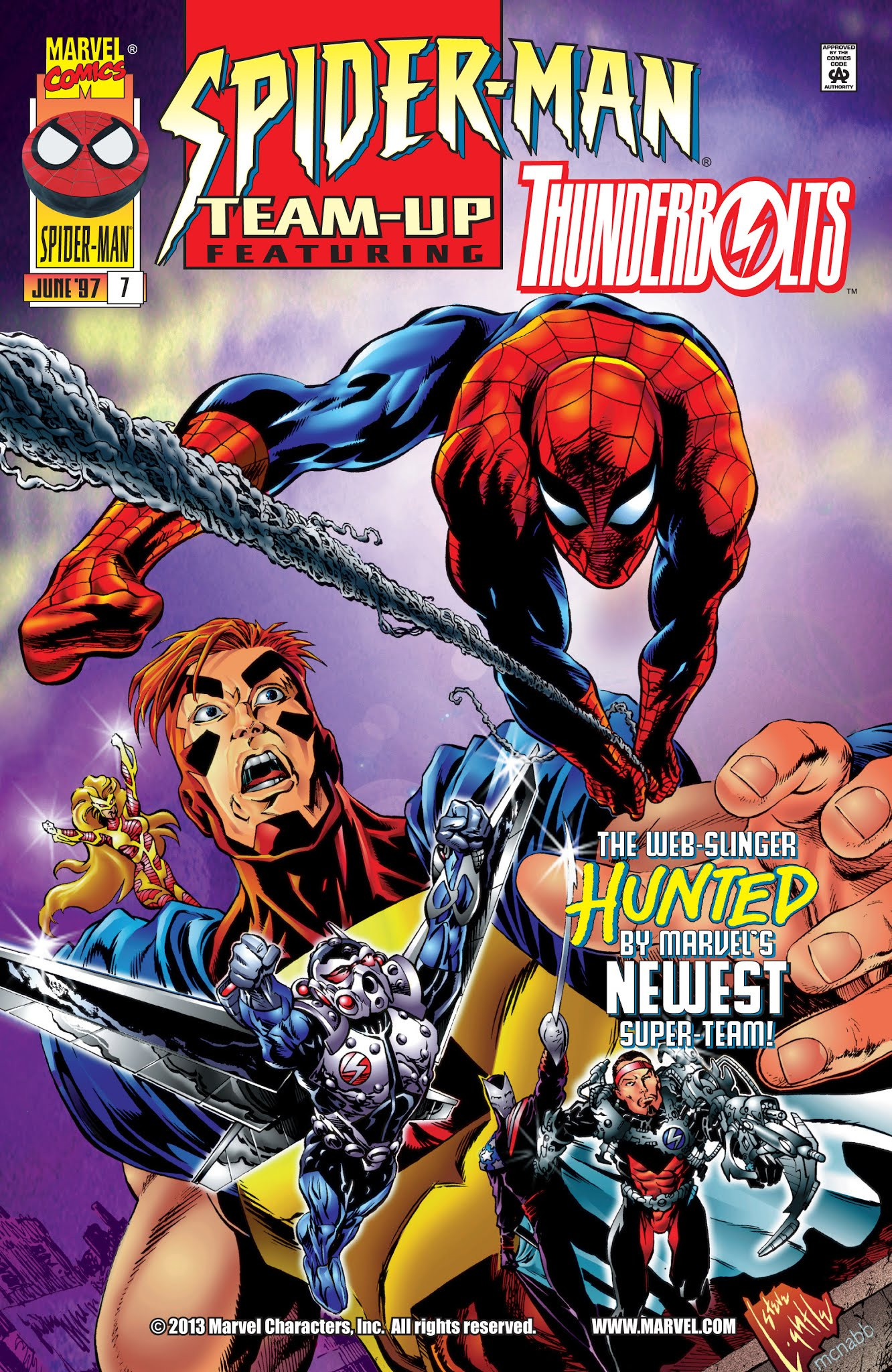 Spider-Man Team-Up Vol 1 7