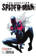 Superior Spider-Man Vol 1 17 Coipel Variant