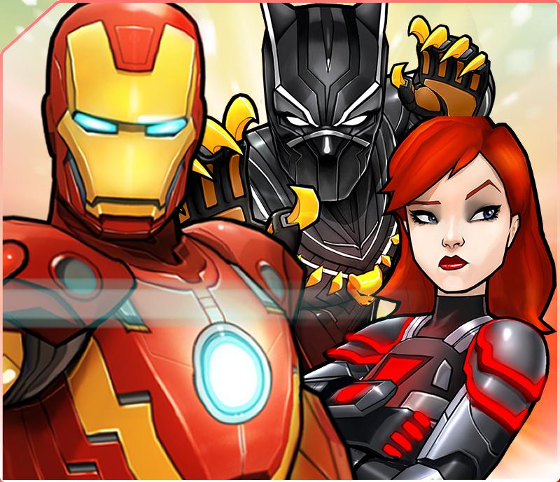 Team Iron Man (Earth-TRN562)