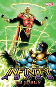Thanos Infinity Abyss Vol 1 1
