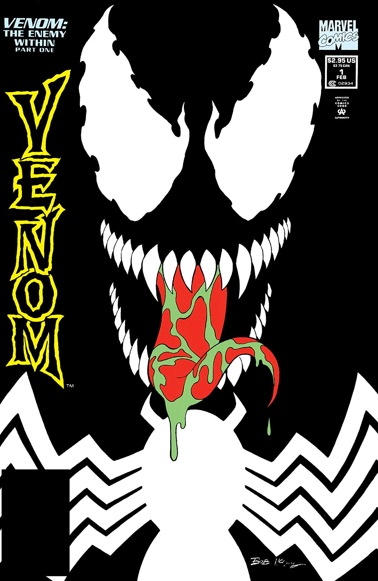 Venom: Enemy Within Vol 1 1