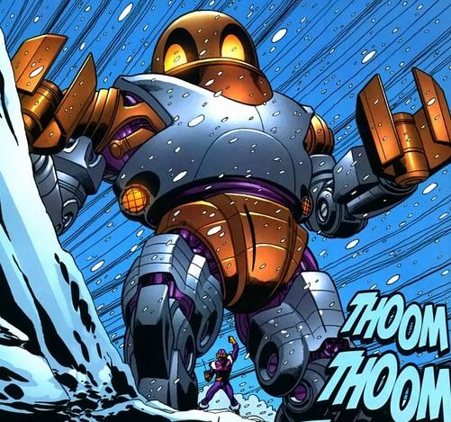 War-Walker Omega (Earth-20051)