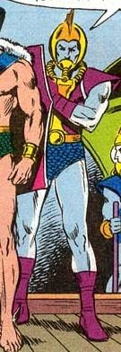 Yorlo (Earth-616)