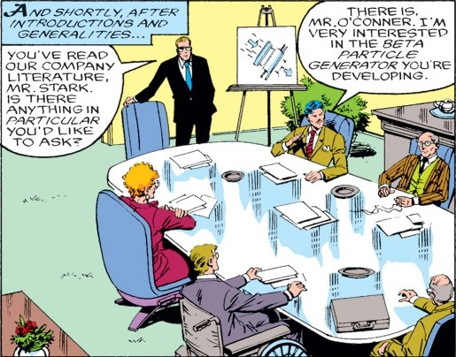 AccuTech Board of Directors (Earth-616)