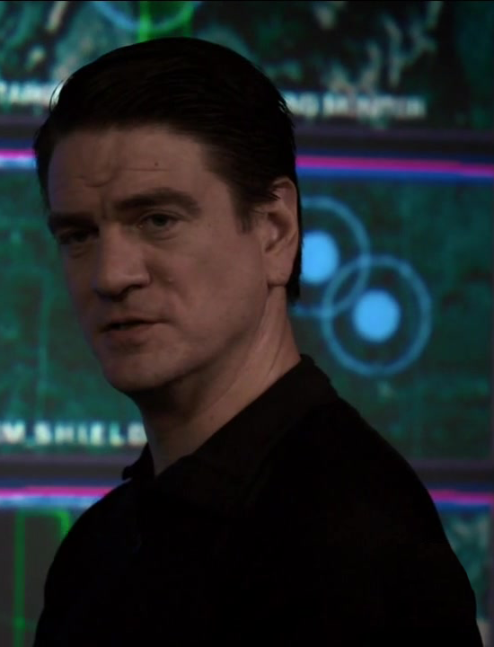 Agent Shaw (Earth-199999)