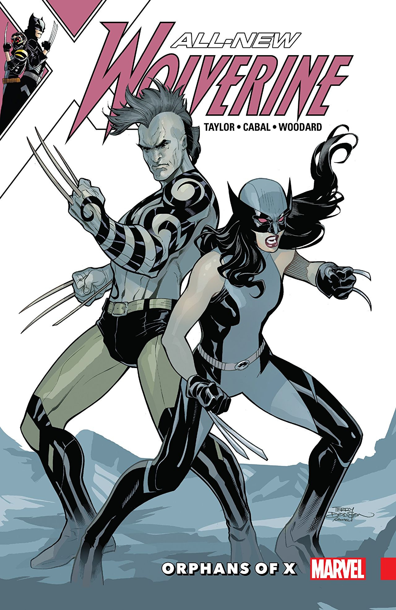 All-New Wolverine TPB Vol 1 5: Orphans of X