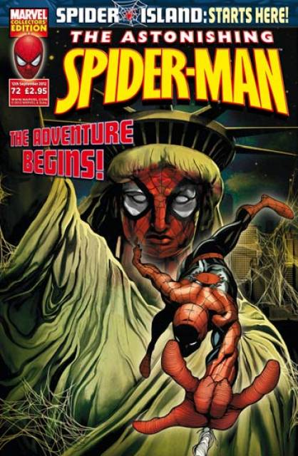 Astonishing Spider-Man Vol 3 72