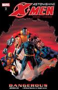 Astonishing X-Men TPB Vol 3 2 Dangerous