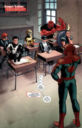 Avengers Academy (Earth-616) from Amazing Spider-Man Vol 1 661