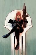 Black Widow Vol 5 9 Textless