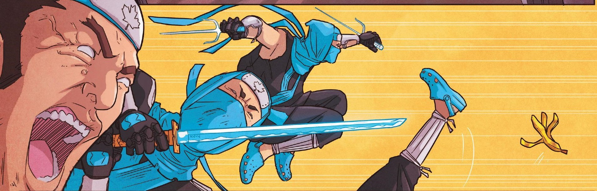 Canadian Ninja Syndicate (Earth-616)